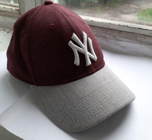 Бейсболка NY New Era. Новая. Оригинал.