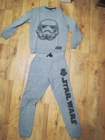 Dresy + dwie bluzy star wars Vader 152