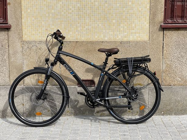 NCM Hamburg Bicicleta elétrica Urbana, 250W, Bateria 36V 13Ah 468Wh
