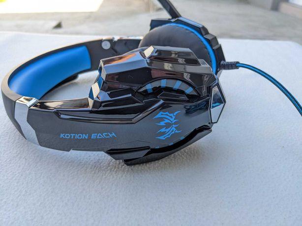 PC Gaming Headset Kotion Each G9000 - Ultimos 4 - Envio Gratis