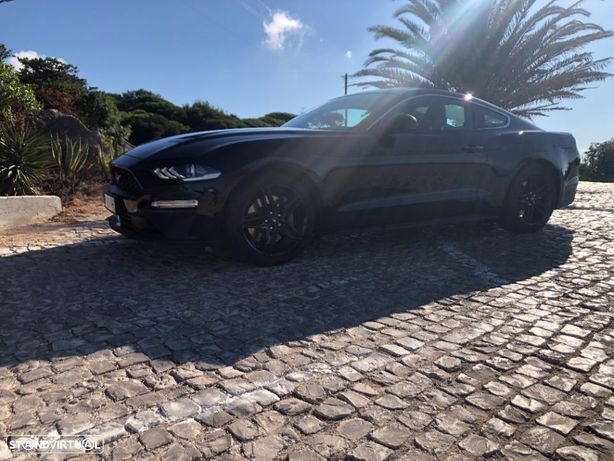 Ford Mustang 2.3i EcoBoost Aut.