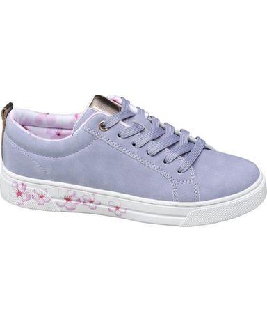 Buty sneakersy dziewczęce graceland 33