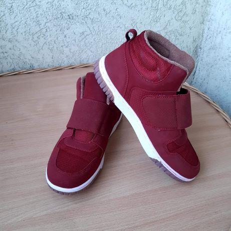 Sneakersy czerwone