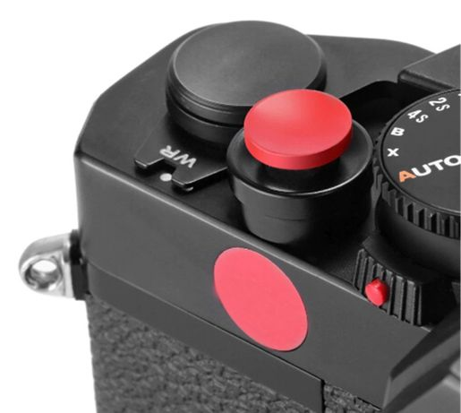 Заглушка кнопка спуска затвора для Leica Fujifilm Nikon Canon Sony