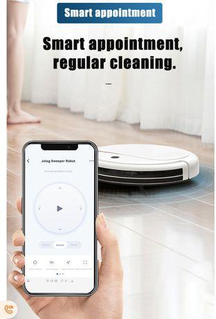 Робот пылесос( моющий)- JORC03-JD