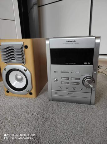 Mini wieża Panasonic