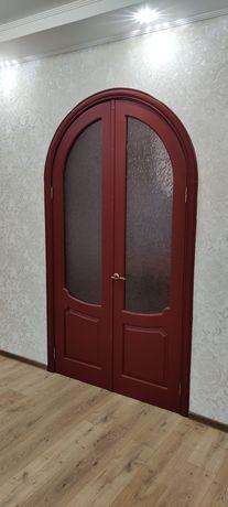 Реставрация межкомнатных деревянных дверей. Реставрация мебели