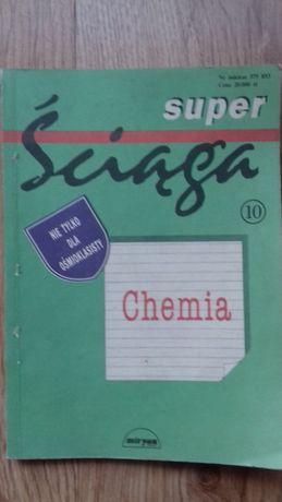 Super ściaga - chemia