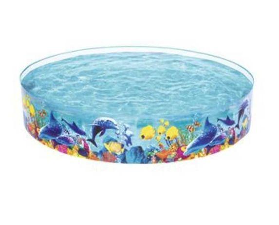 Vendo piscina + cobertura