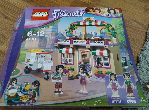 Lego Friends 41311 Pizzeria Jak nowe