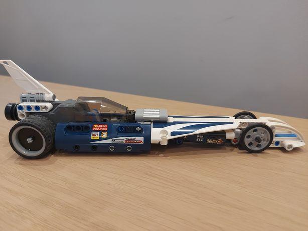 Lego Technic samochód błyskawica napęd
