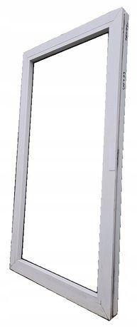 OKNA KacprzaK Witryna 66x123 FIX Używany PCV