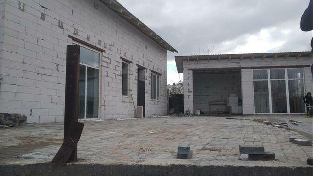 Дом новой постройки АНД район ул. Передовая, Клинчик