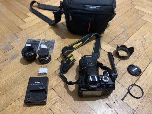 OKAZJA ! Nikon D3200 w zestawie 14505 zdjęć