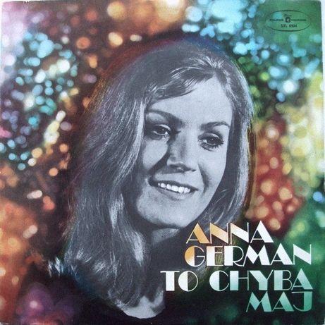 Płyta winylowa Anna German – To Chyba Maj
