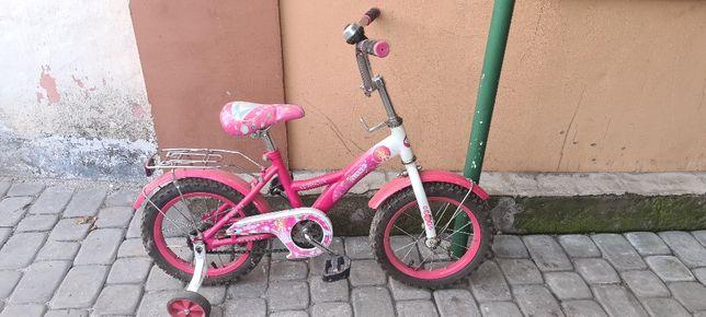 Двухколёсный велосипед для девочек Tilly