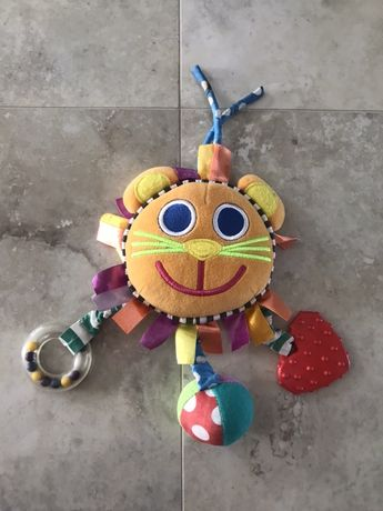 Zabawka gryzak grzechotka zabawka sensoryczna