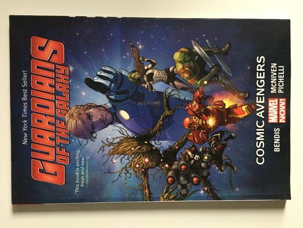 Guardians of Galaxy Cosmic Avengers