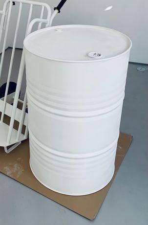 Bidão 200L Branco, Barril, Barrel Barile