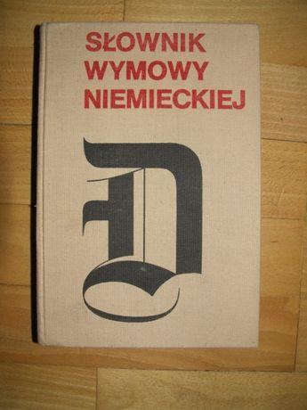 Słownik Wymowy Niemieckiej