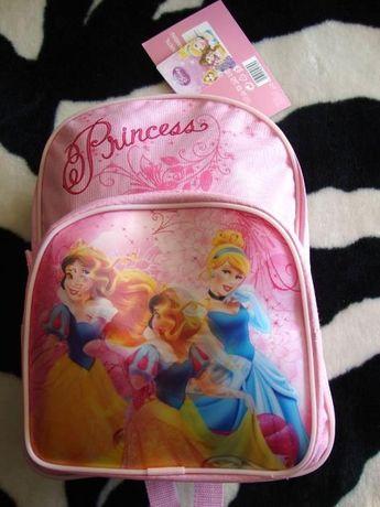 Mochila das Princesas da Disney NOVA, ainda c etiquetas de preço