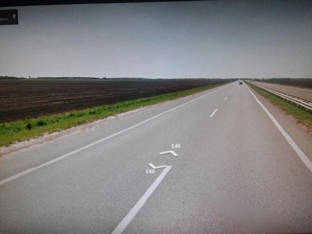 Продається земельна ділянка, на 110 км. траси Київ - Житомир-Чоп, 4га