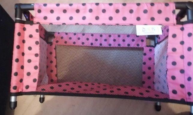 Sprzedam hustawke dla lalki+łóżeczko