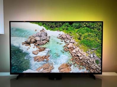 "SMART TV UHD 4k Philips 43"" c/ GARANTIA"