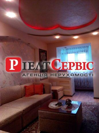 3-кімнатна квартира з ЄВРОРЕМОНТОМ