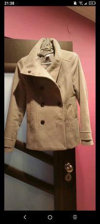 Płaszcz zimowy przejściowy H&M 36
