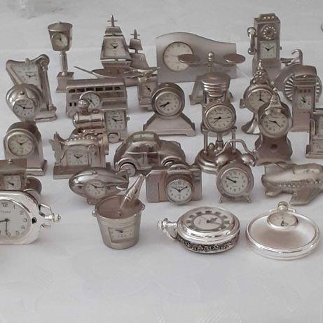 Relógios de colecção decoração