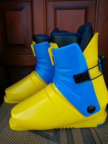Гірськолижні чоботи 24 розмір (23.5 см довжина стельки)