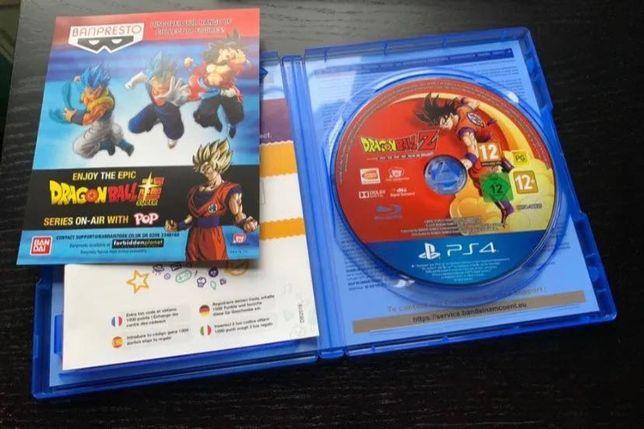 PlayStation 4 dragon ball z kakarot