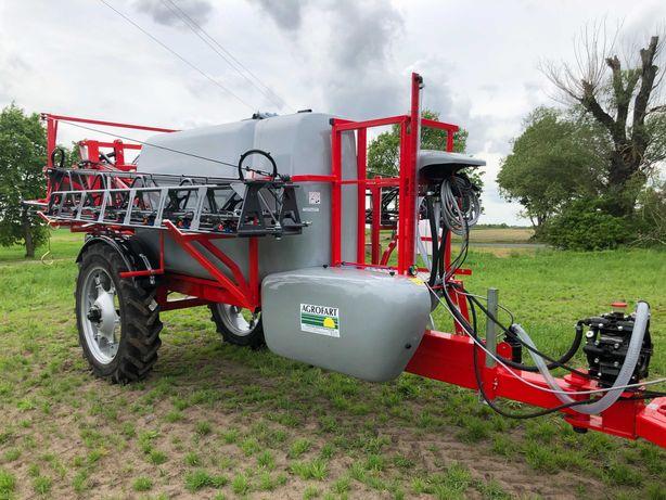 Opryskiwacz 3200l AF3215HT producent AGROFART hydrauliczny