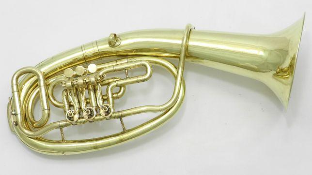 Sakshorn Tenorowy Bb no name używany (DR20-086)