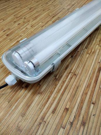 СУПЕРЦЕНА! Светильник линейный Led IP65 1200 мм +2 LED лампы Т8