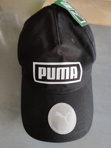 Nowa czapka z daszkiem Puma.