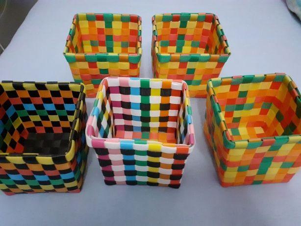 Conjunto de 5 caixinhas de organização