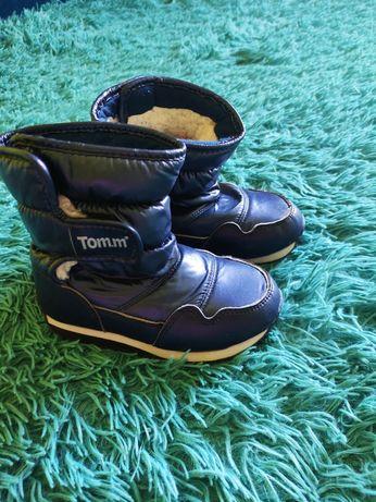 Зимові чоботи Том М зимние ботинки Tom M
