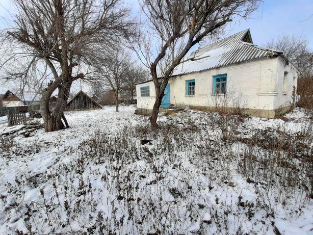 Хата в селі Хлипнівка