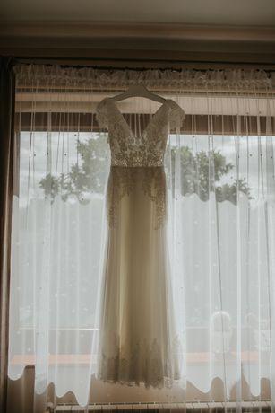 Suknia ślubna Gala Basima