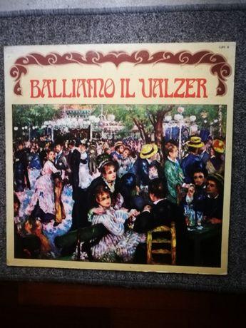 Adel Valentine - Bailliamo Il Valzer LP