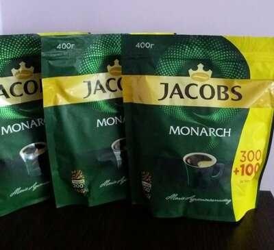 Кава Якобс 400 пакет Висока якість (Бразилія)