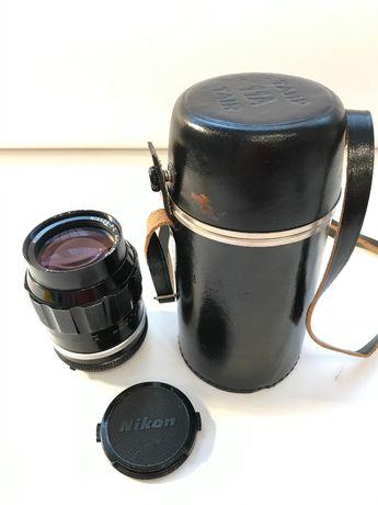 Obiektyw Nikkor - PC Auto 1:2.5 f=105 mm