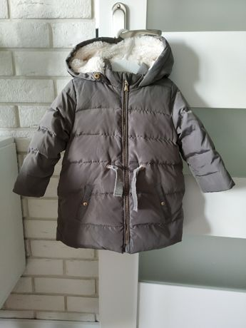 Zara Baby Girl kurtka zimowa 92