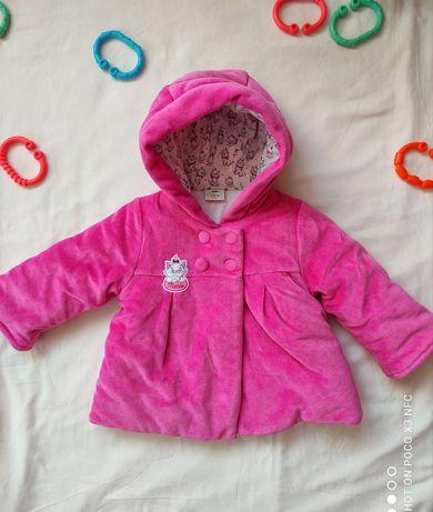 Дитяча куртка весна-осінь