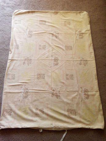 Powłoka na kołdrę dziecięcą, 130 cm x 90 cm, bawełna
