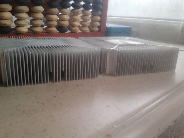 Радиаторы алюминиевые от процесоров