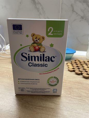 Смесь детская Similac classic 2