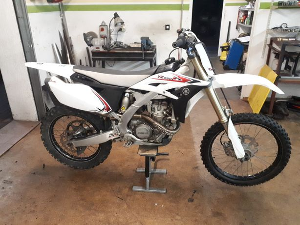 Yamaha yzf250 yz250f  2012r  piekna!! Tylko dzis 23.02 cena 10500